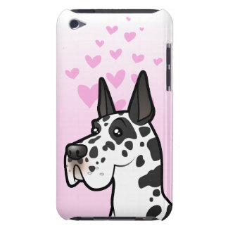 Great Dane Love (cropped) iPod Touch Covers