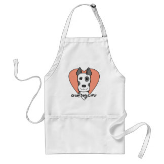 Great Dane Lover Apron