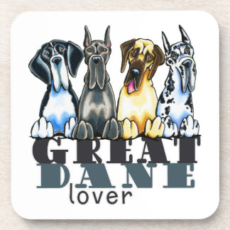 Great Dane Lover Coaster