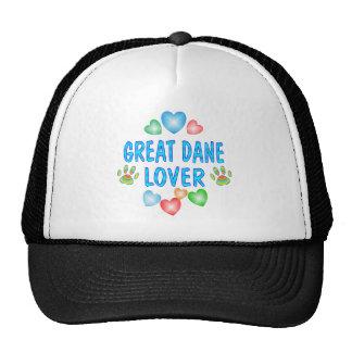 GREAT DANE LOVER MESH HATS