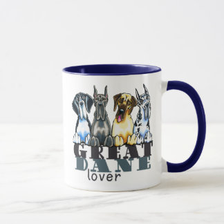 Great Dane Lover Mug