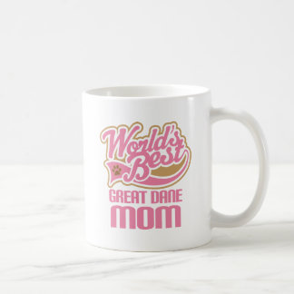 Great Dane Mom Dog Breed Gift Coffee Mugs