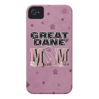 Great Dane MOM iPhone 4 Case-Mate Cases