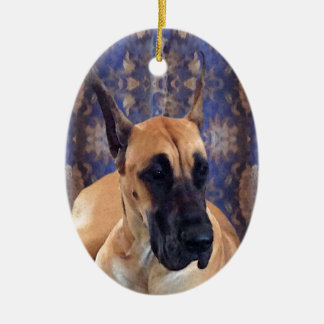 Great Dane Ornament