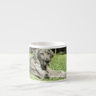 Great Dane Puppy Specialty Mug Espresso Mugs