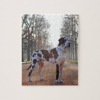 Great Dane Puzzle