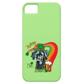 Great Dane St Patricks Day Case For The iPhone 5