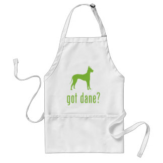 Great Dane Standard Apron