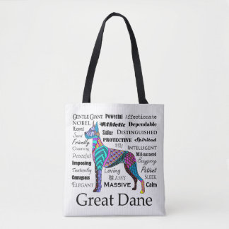 Great Dane Traits Tote