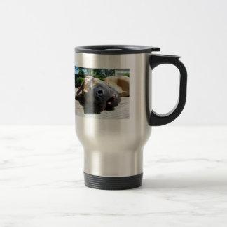 Great Dane Travel Mug