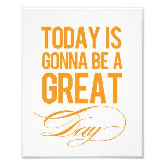 """Great Day"" Modern Wall Art Print Photograph"