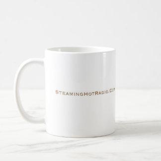 great design basic white mug