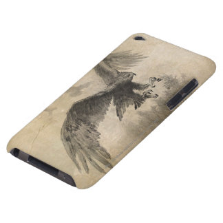 Great Eagles Sketch Barely There iPod Cases