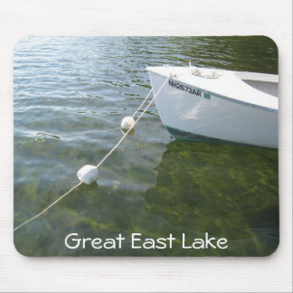 Great East Lake Mouse Pad