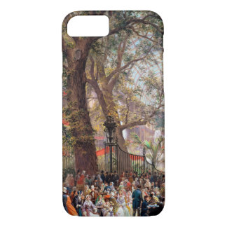 Great Exhibition, 1851: interior iPhone 8/7 Case