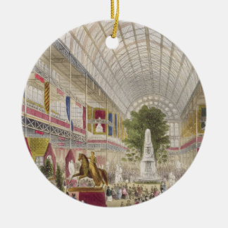 Great Exhibition, 1851: South Transept, from Inter Christmas Ornament