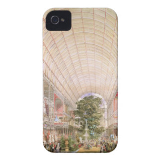 Great Exhibition of 1851. Decoration of the transe iPhone 4 Case-Mate Case