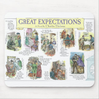 Great Expectations Mouse Mat