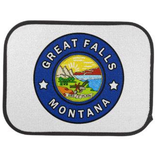 Great Falls Montana Car Mat