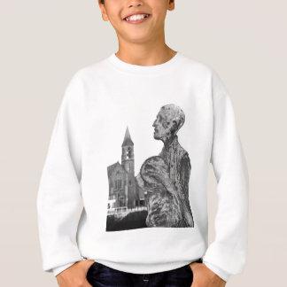 Great Famine of Ireland statues in Dublin Sweatshirt