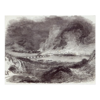 Great Fire at Pittsburgh Postcard