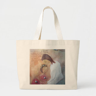 Great for shopping, gardening, and food. jumbo tote bag