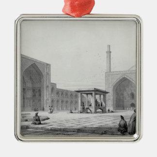 Great Friday Mosque (Masjid-i Djum-ah) in Isfahan, Christmas Ornament
