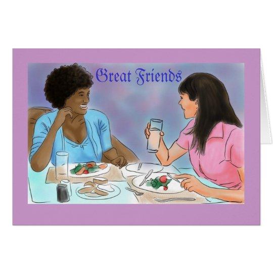 Great Friends Card