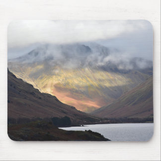 Great Gable from Wast Water Mouse Pad