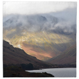 Great Gable from Wast Water Napkin