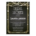 Great Gatsby Bridal Shower invitation / Art Deco
