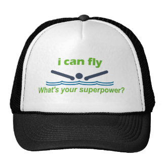 Great gift for the butterfly stroke swimmer! cap