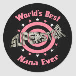 Great Gifts For Nanas Stickers