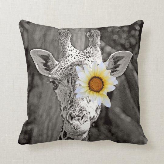 Great Giraffe Pillow! Cushion