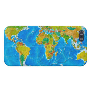 Great global graphic! iPhone 5/5S cases
