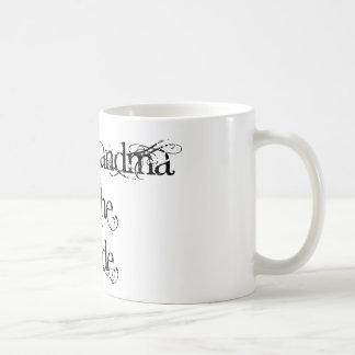 Great Grandma of the Bride Basic White Mug