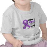 Great-Grandma - Pancreatic Cancer Ribbon Tee Shirts