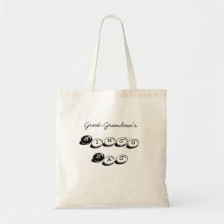 Great-Grandma's Bingo Bag