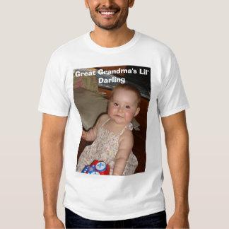 Great Grandma's Lil Darling Shirts