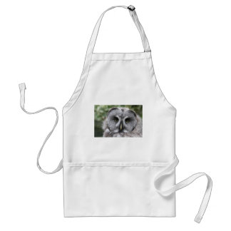 Great Grey Owl Aprons