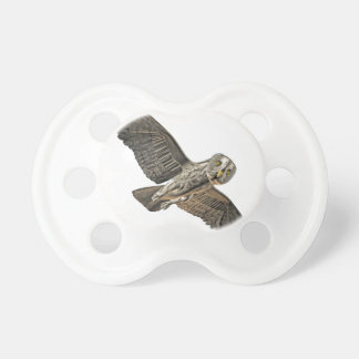 Great Grey Owl Pacifiers
