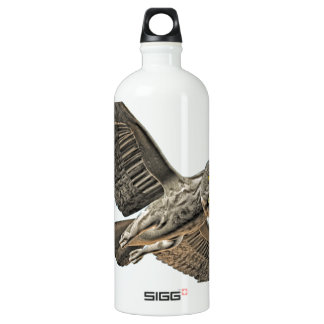 Great Grey Owl SIGG Traveller 1.0L Water Bottle