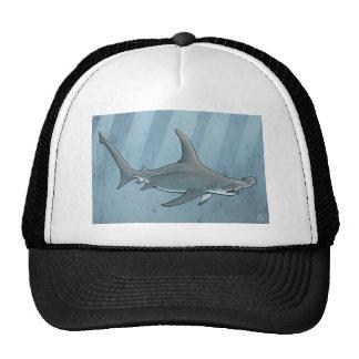 Great hammerhead shark cap