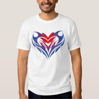 GREAT HEART TEES