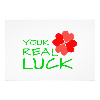 Great Heart Your Real Luck Photograph