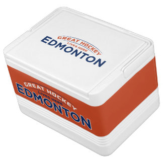 Great Hockey Edmonton 12 Can Cooler Igloo Cool Box
