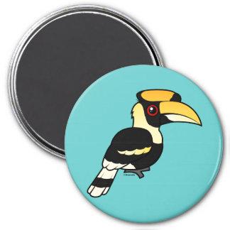 Great Hornbill Magnet