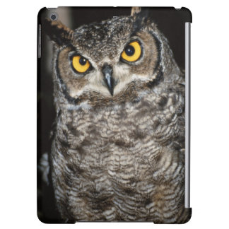 Great Horned Owl  2 iPad Air Cover