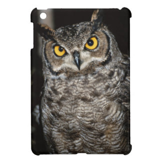 Great Horned Owl  2 iPad Mini Covers