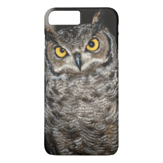 Great Horned Owl  2 iPhone 8 Plus/7 Plus Case